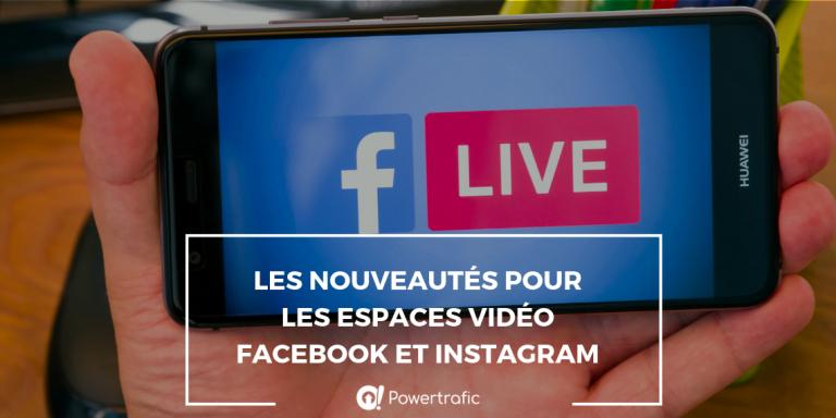 facebook live visuel