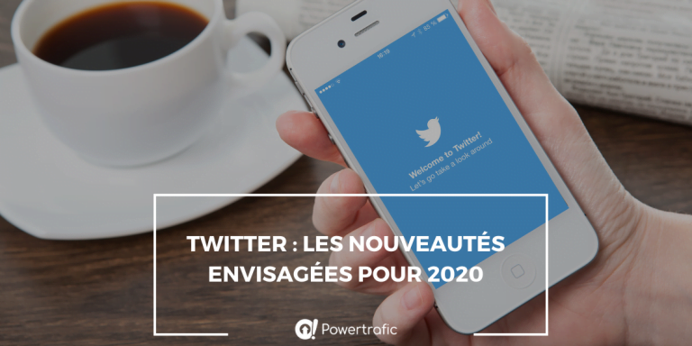 Twitter : les nouveautés envisagées pour 2020