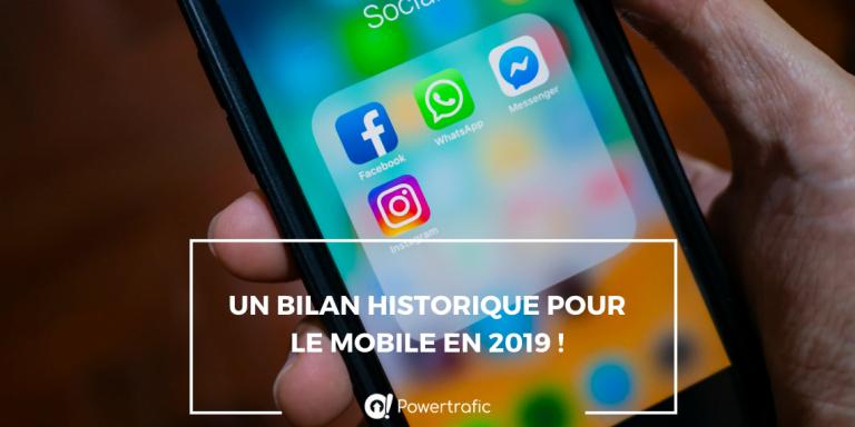 Un bilan historique pour le Mobile en 2019 !