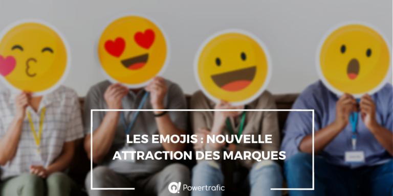 emoji communication marque