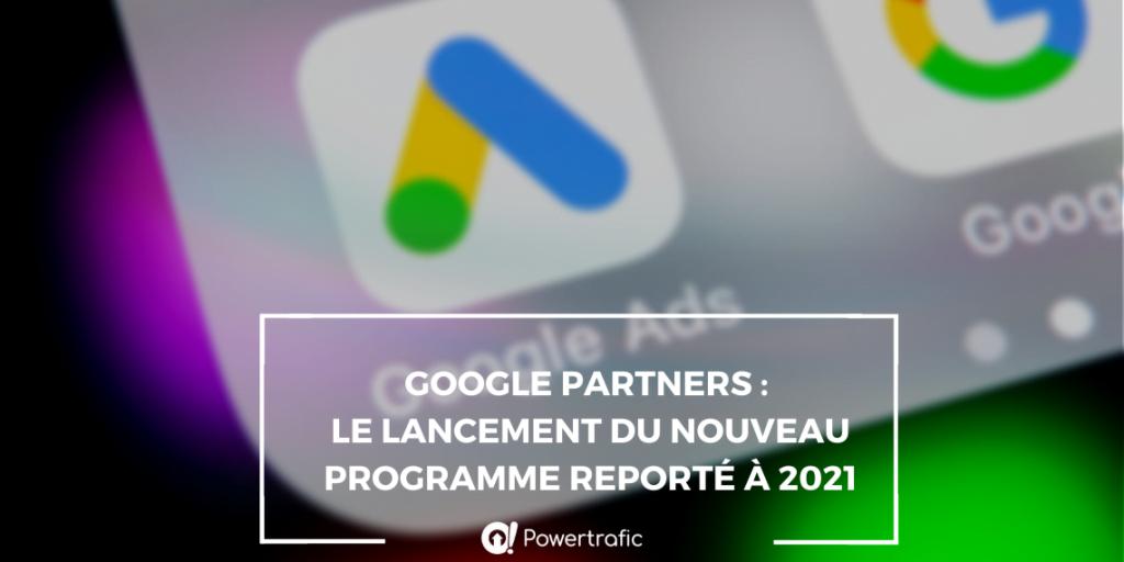 google partners report
