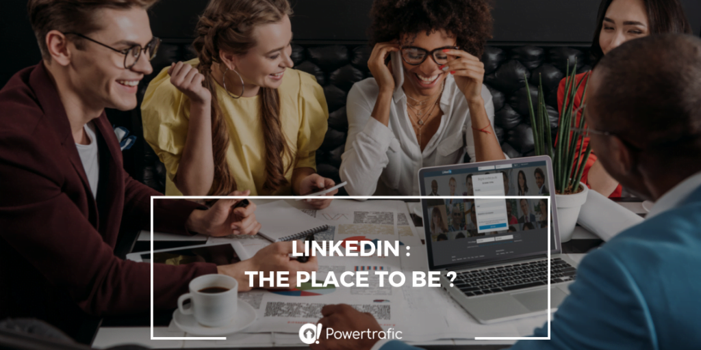 LinkedIn, dans le viseur des marketeurs