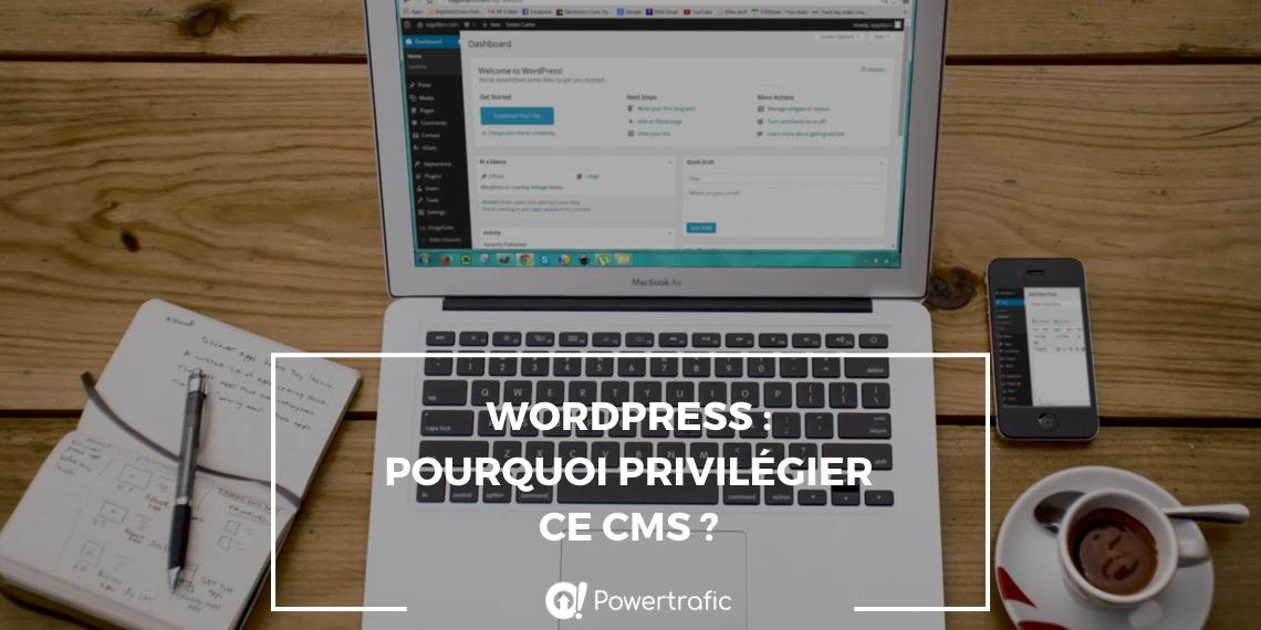 SEO : 5 raisons d'utiliser WordPress pour votre site