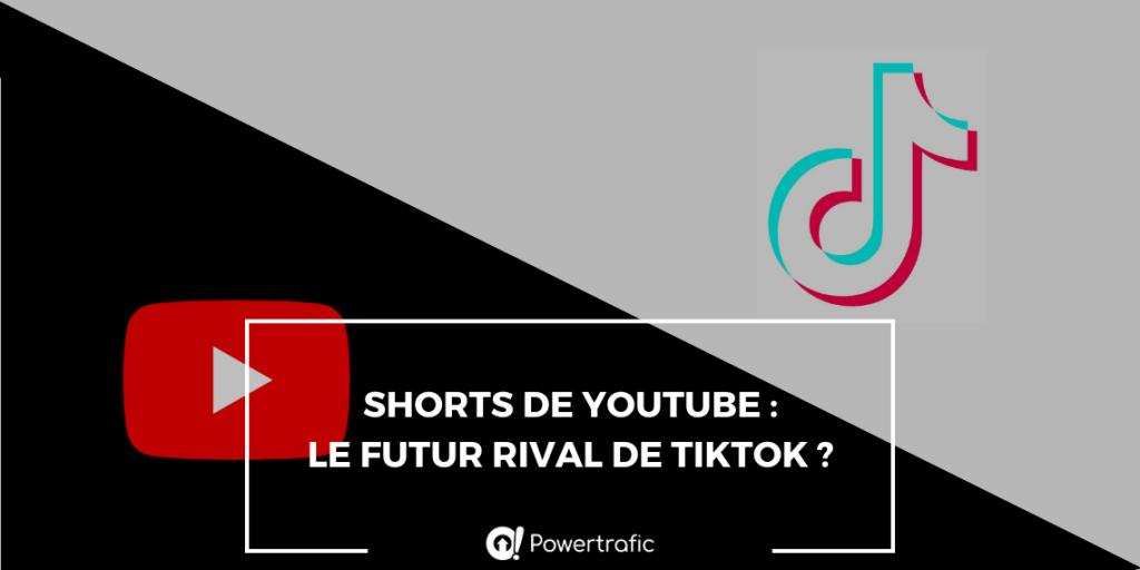 Shorts, la nouvelle arme de YouTube pour concurrencer TikTok