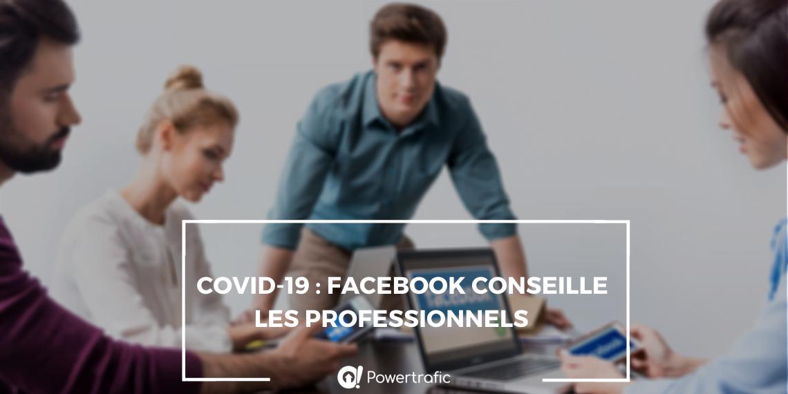 facebook recommandations professionnels