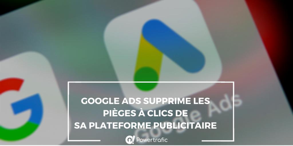 google clickbait suppression