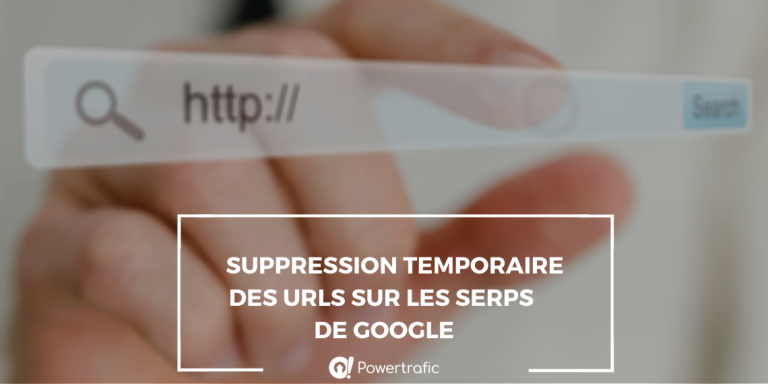 suppression url google