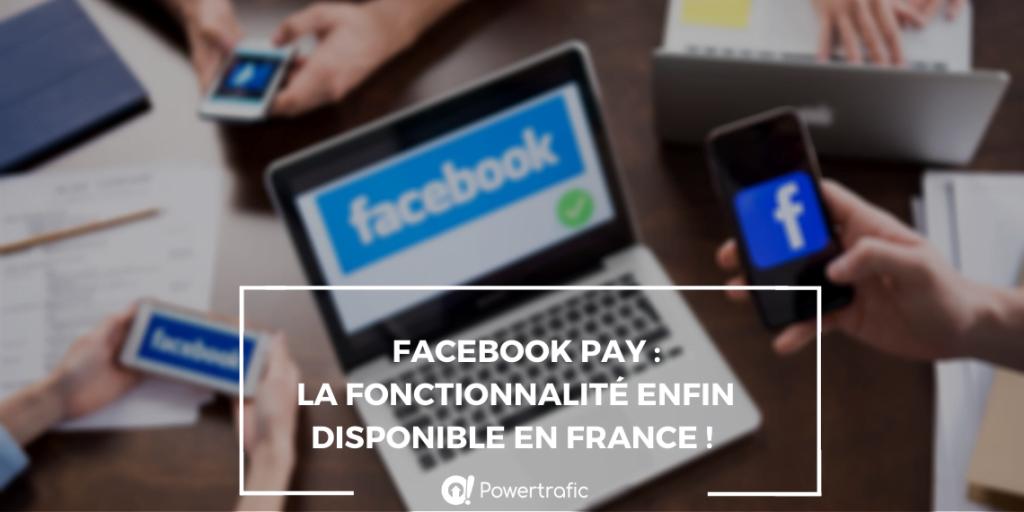 facebook pay france