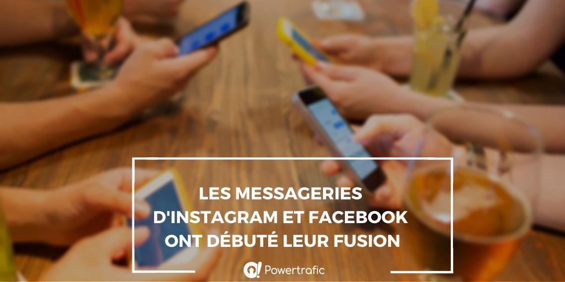 messenger instagram fusion
