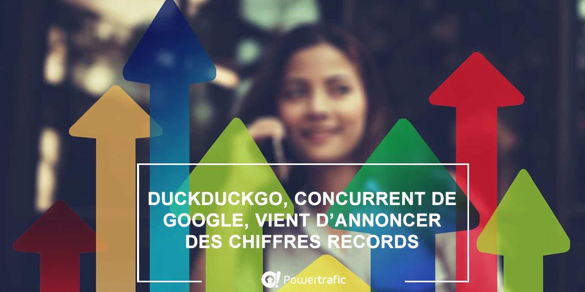 Duckduckgo : record battu pour le moteur de recherche qui protège votre vie privée