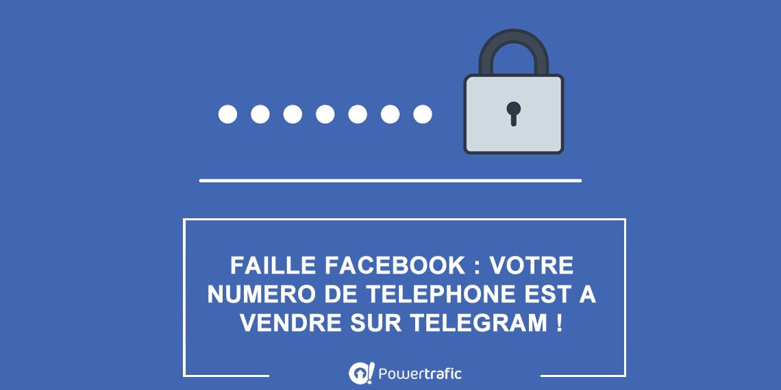 La messagerie Telegram propose à la vente des numéros de téléphone d'utilisateurs de Facebook