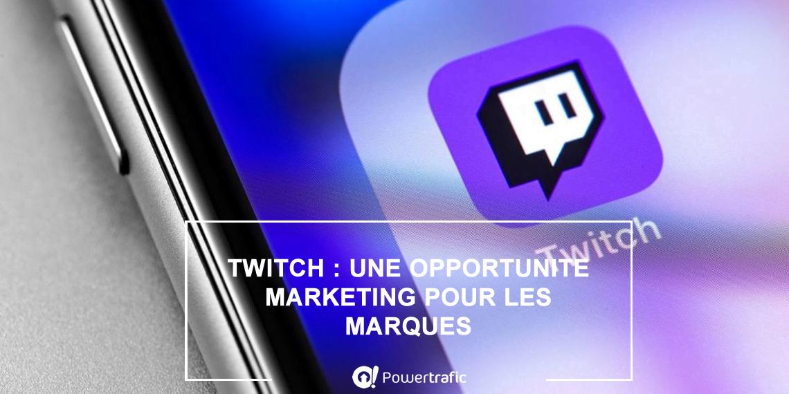Comment intégrer le service de streaming vidéo Twitch à sa stratégie marketing ?