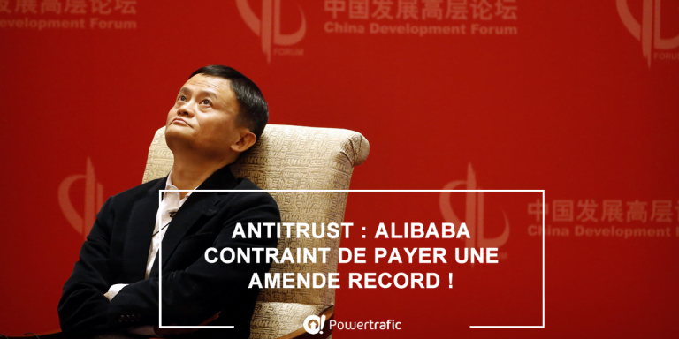 E-commerce : la Chine inflige à Alibaba une amende record