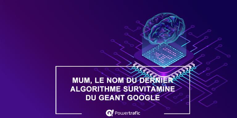 Intelligence artificielle : Après BERT, Google dévoile sa technologie MUM