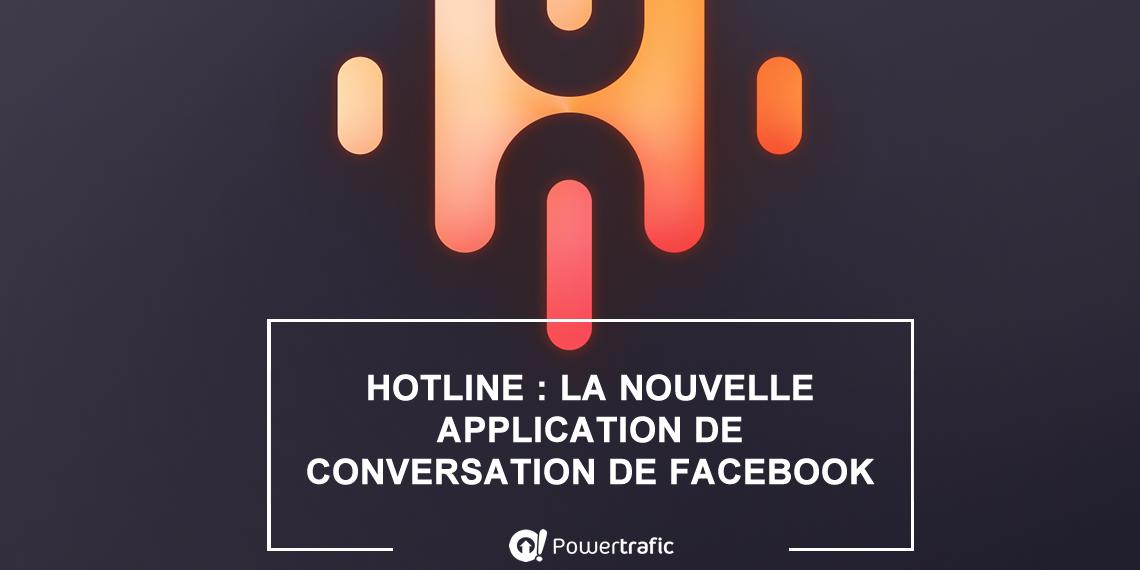 Hotline : l'application vidéo de Facebook concurrente de Clubhouse